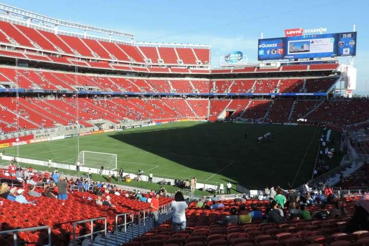 49ers Levi's Stadium