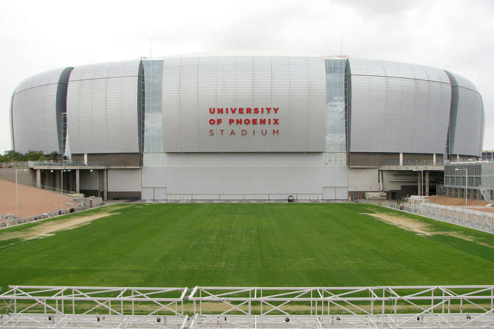 Arizona Cardinals' University of Phoenix Stadium