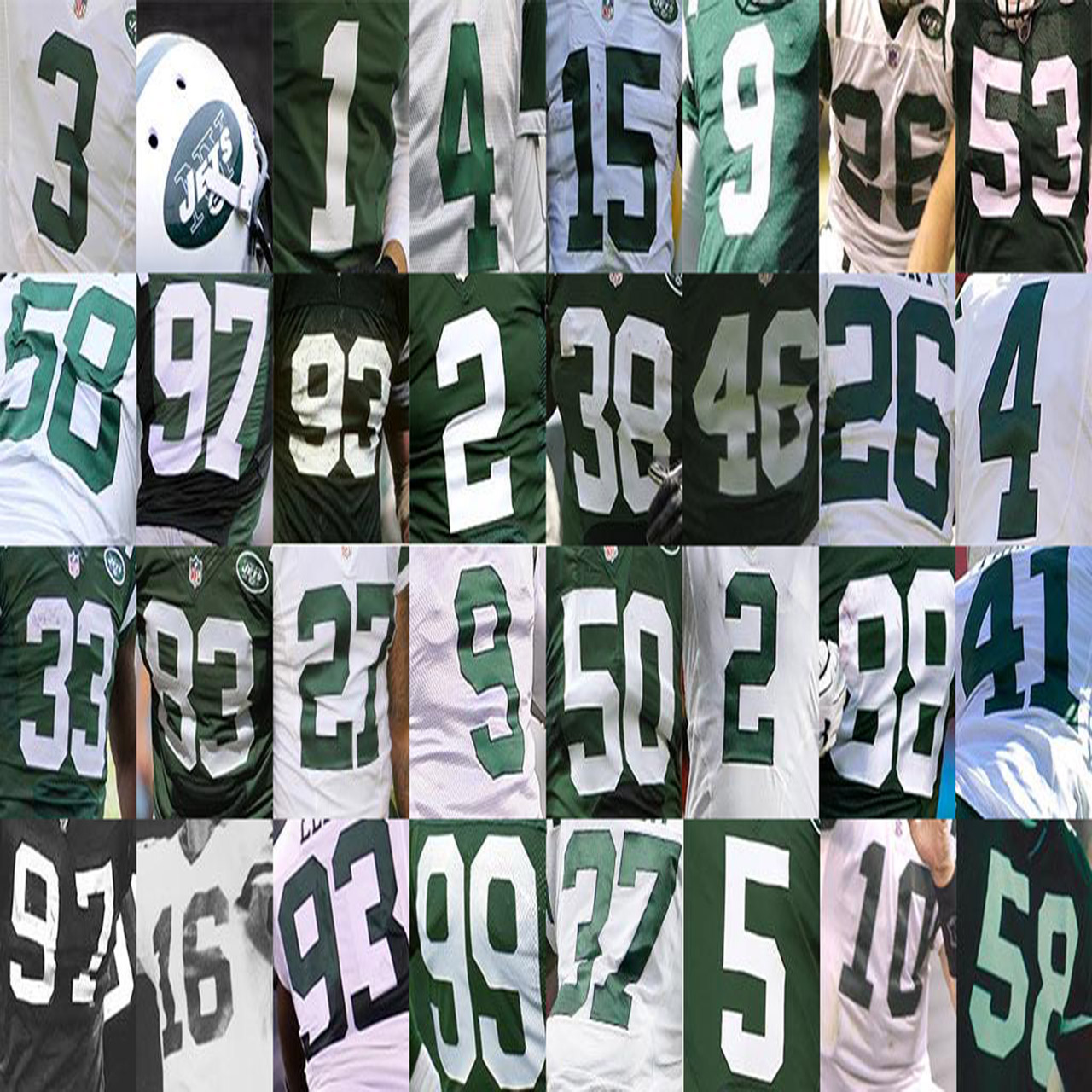 Celebrating Pi Day - New York Jets style