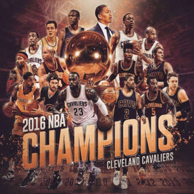 Cleveland Cavaliers: 2016 NBA Champions