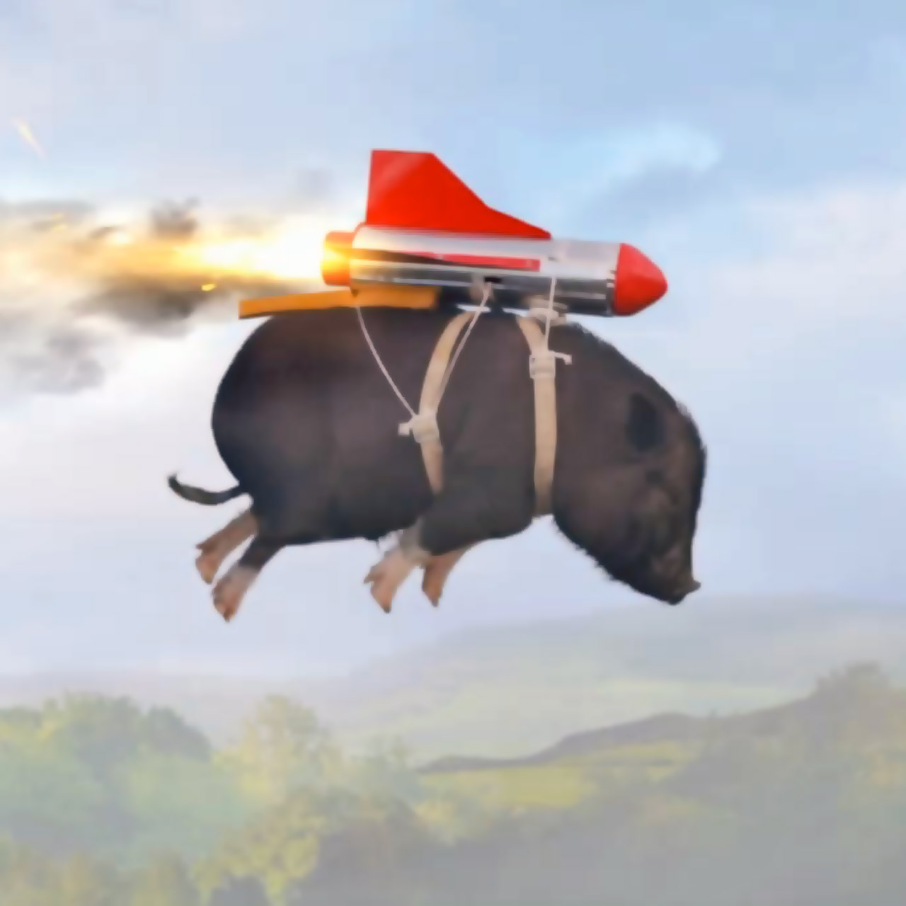 Doritos 2015 Super Bowl commercial: When Pigs Fly