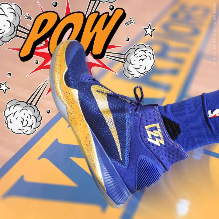 Draymond Green's high-flying Nike Zoom HyperRevs