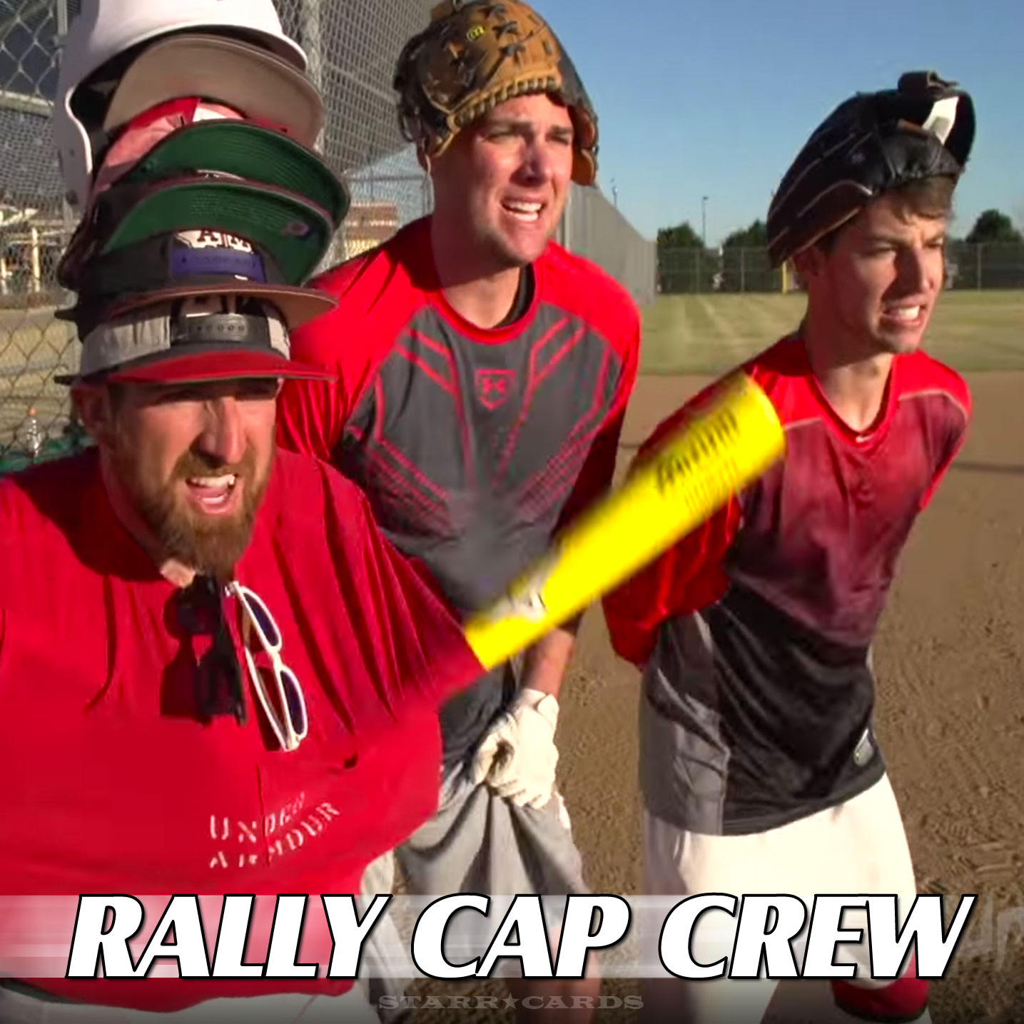 Dude Perfect explores softball stereotypes
