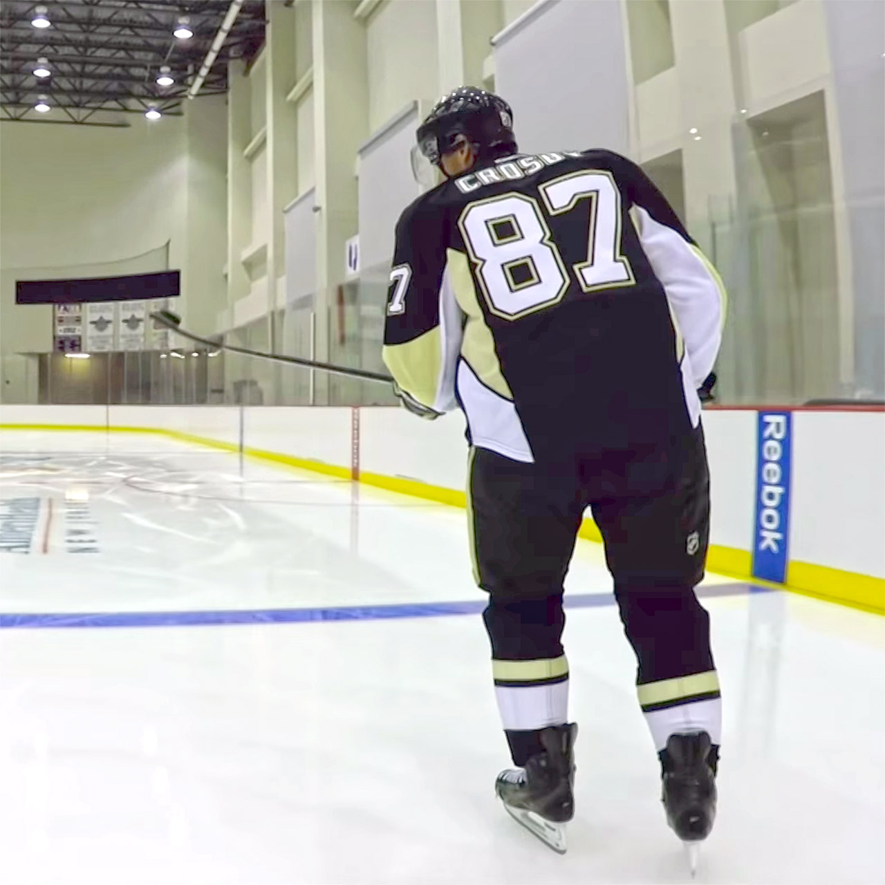 GoPro with Penguins star Sidney Crosby