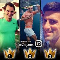 Kings of Instagram: Novak Djokovic, Roger Federer, Rafael Nadal tops in followers among men's tennis stars