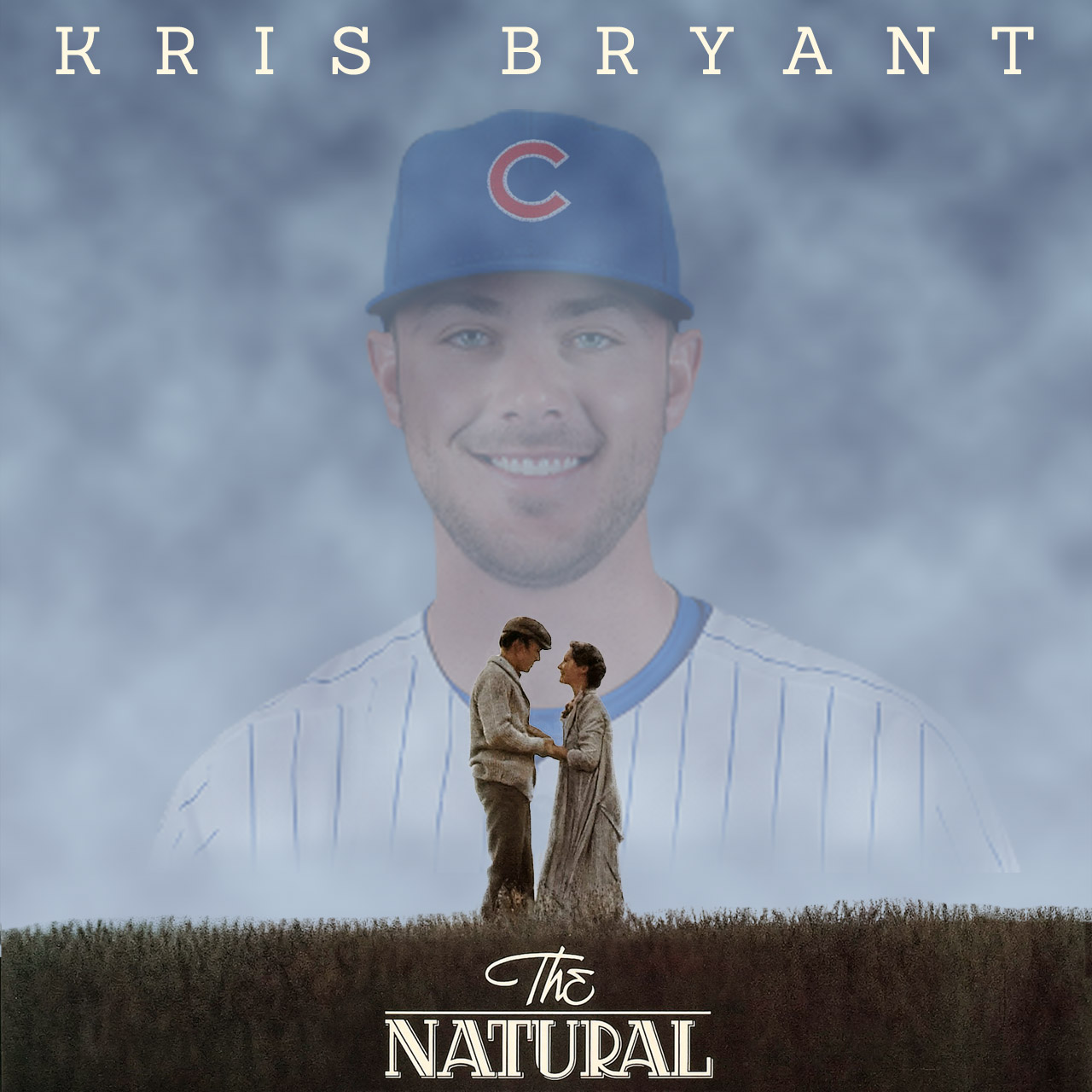 Kris Bryant is Roy Hobbs from 'The Natural' come to life