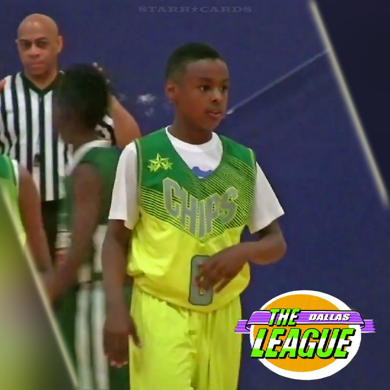 LeBron James Jr. aka Bronny James leads Gulf Coast Blue Chips to 4th Grade Championship