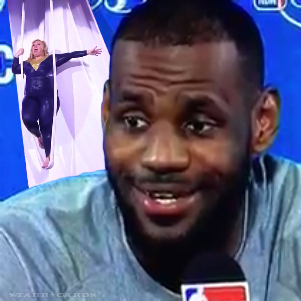 LeBron James likes Fat Amy from 'Pitch Perfect 2'