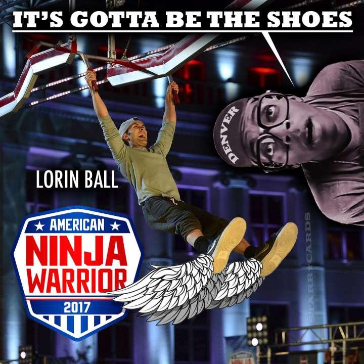 Lorin Ball sails through American Ninja Warrior Denver Qualifiers as Mars Blackmon marvels