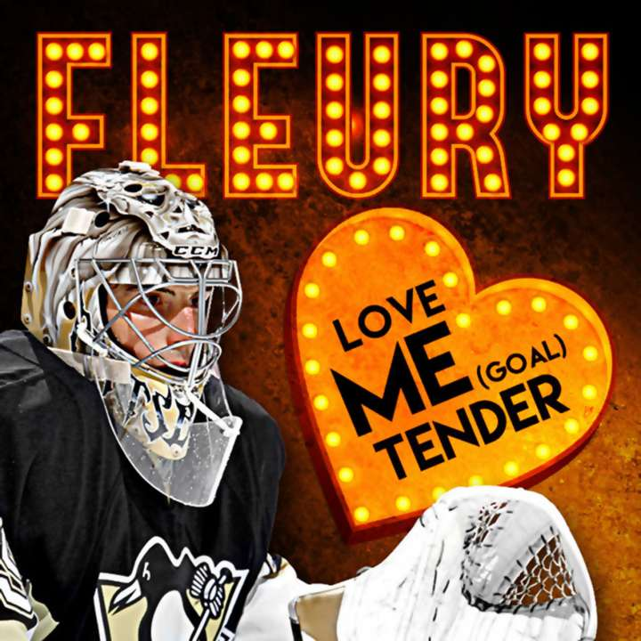 Marc-André Fleury Valentine's Day card