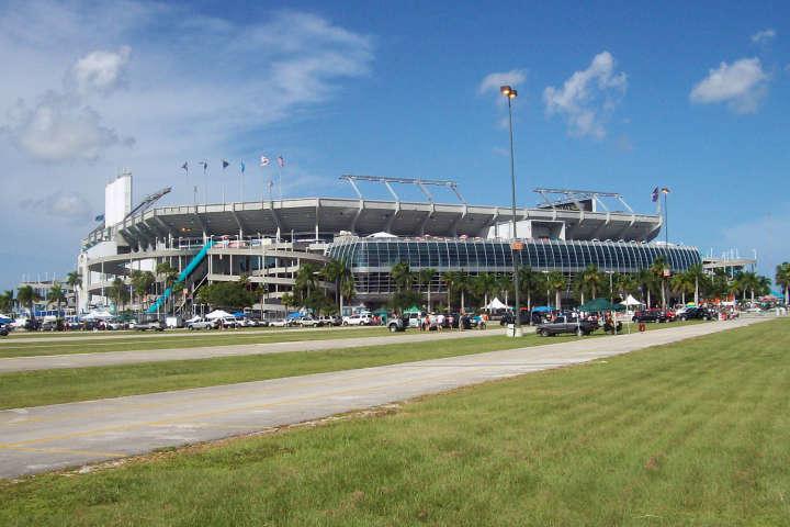 Miami Dolphins' Sun Life Stadium