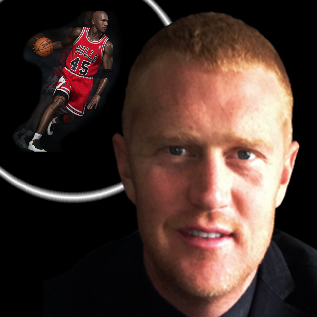 NBA G.O.A.T – Michael Jordan or Brian Scalabrine?