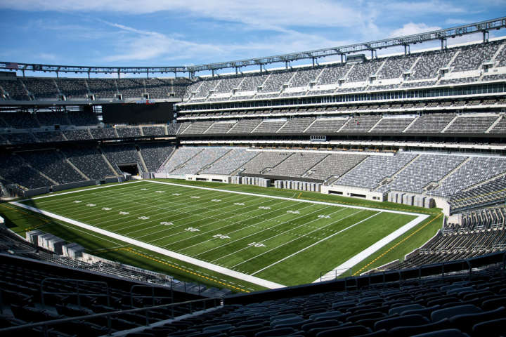 New York Giants' MetLife Stadium