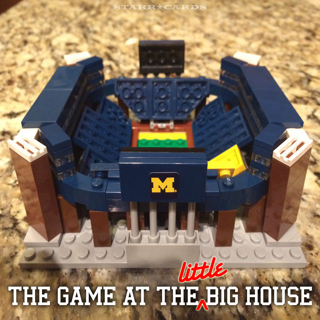 Ohio State vs Michigan: The Game at the Big House
