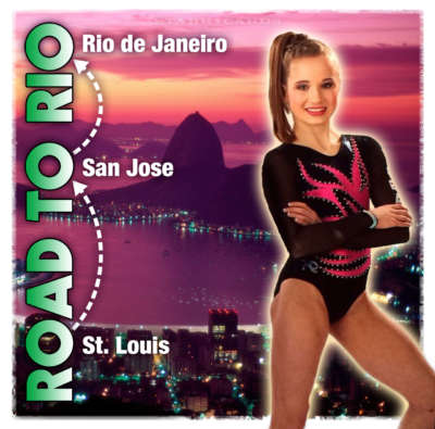 On the road to Rio 2016 Olympic Games with Madison Kocian
