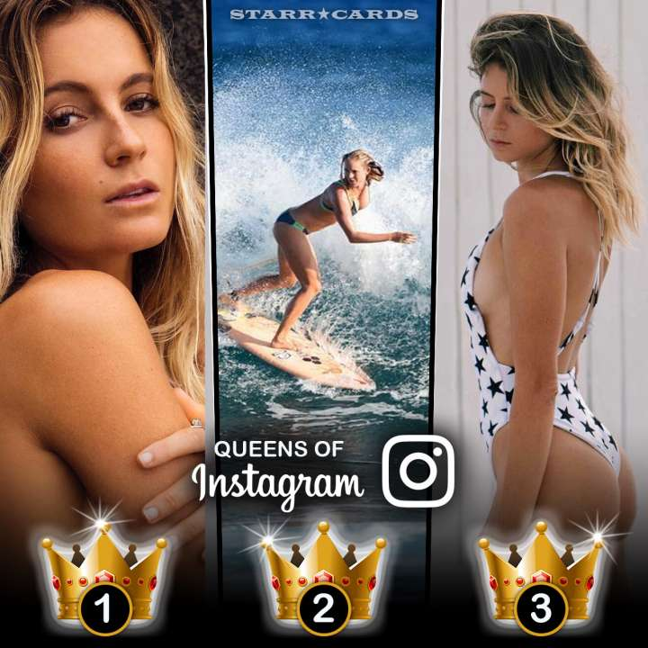 Queens of Instagram: Alana Blanchard, Bethany Hamilton, Anastasia Ashley tops in followers among surfer girls