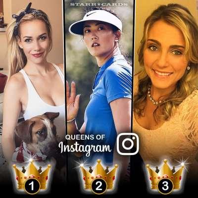 Queens of Instagram: Paige Spiranac, Michelle Wie, Lexi Thompson tops among women of golf