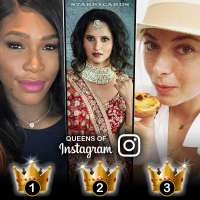 Queens of Instagram: Serena Williams, Sania Mirza, Maria Sharapova rule women's tennis in terms of followers