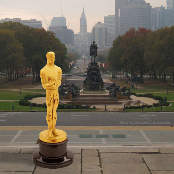 'Rocky' wins Oscar for Best Picture in 1977
