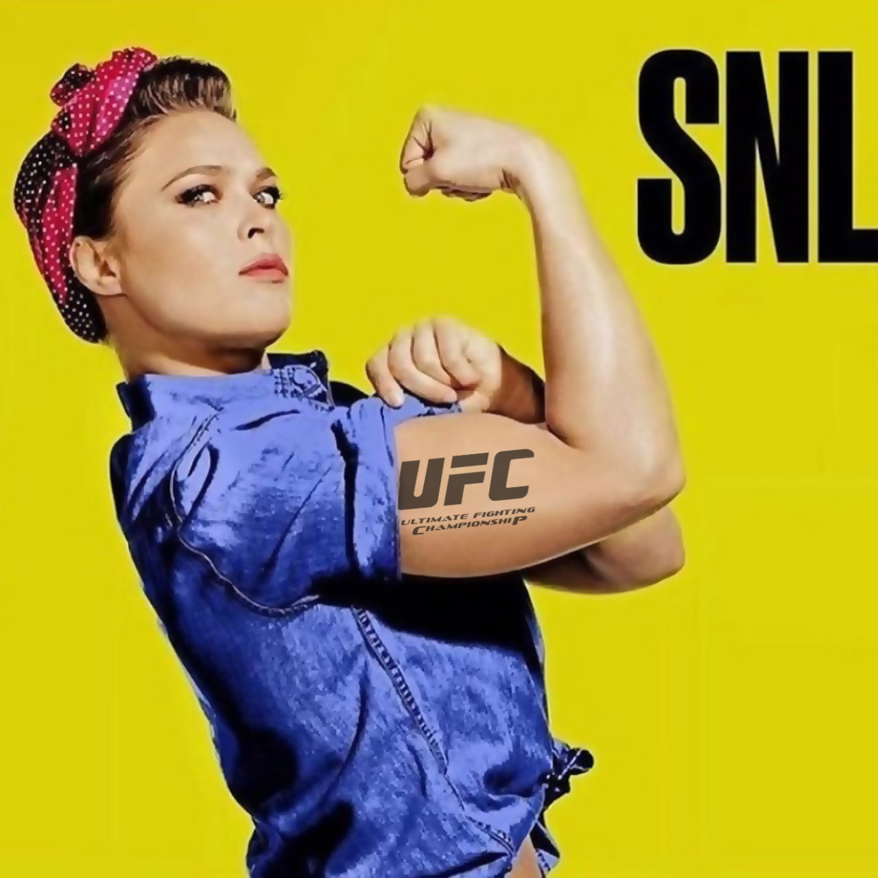 Ronda Rousey hosts Saturday Night Live