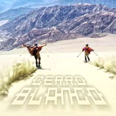Sand dune skiing on Peru's Cerro Blanco with GoPro