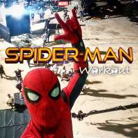 Spider-Man workout starring Tom Holland