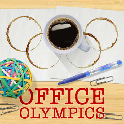 Starr Cards presents the Office Olympics
