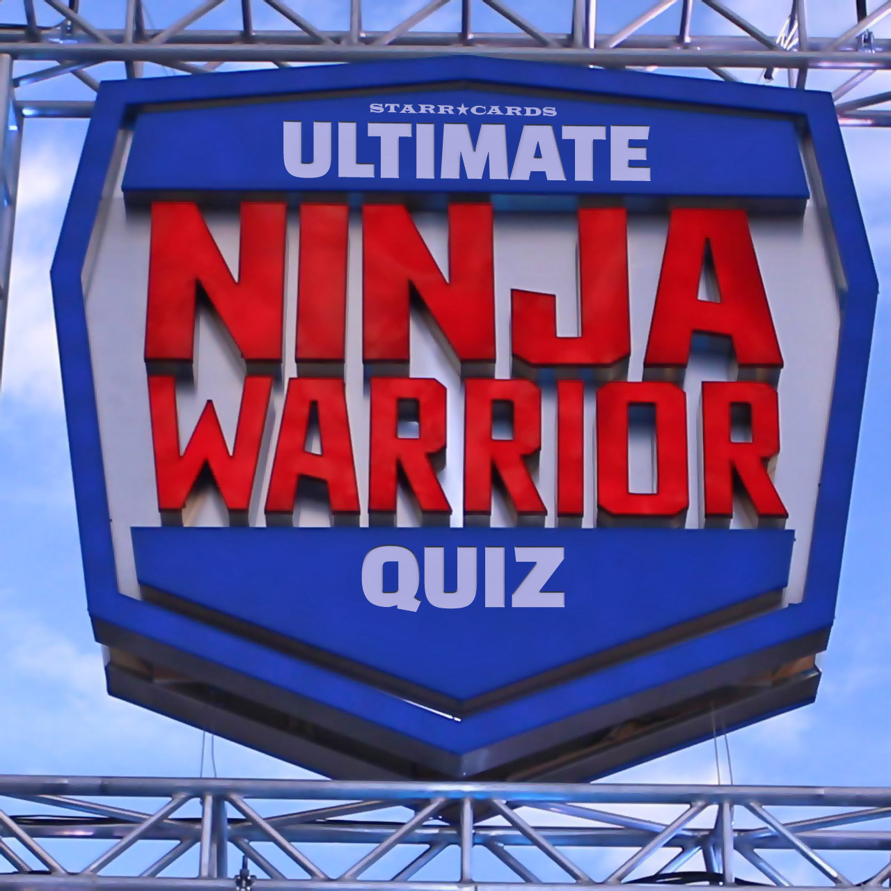 Starr Cards presents the Ultimate Ninja Warrior History Quiz