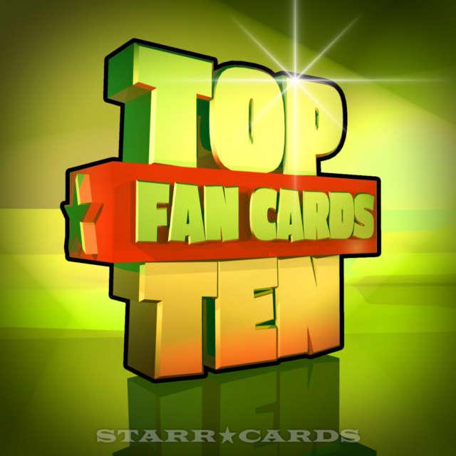 Starr Cards Top Ten Fan Cards 05