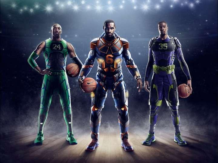 Superhero Elite Series from Nike Basketball