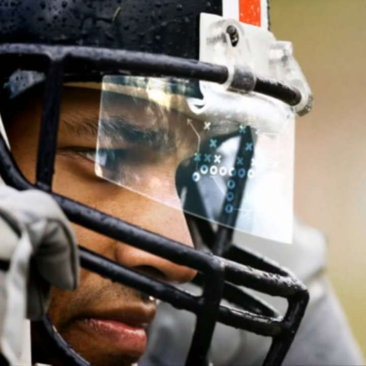 The future of the NFL looks a lot like Minority Report