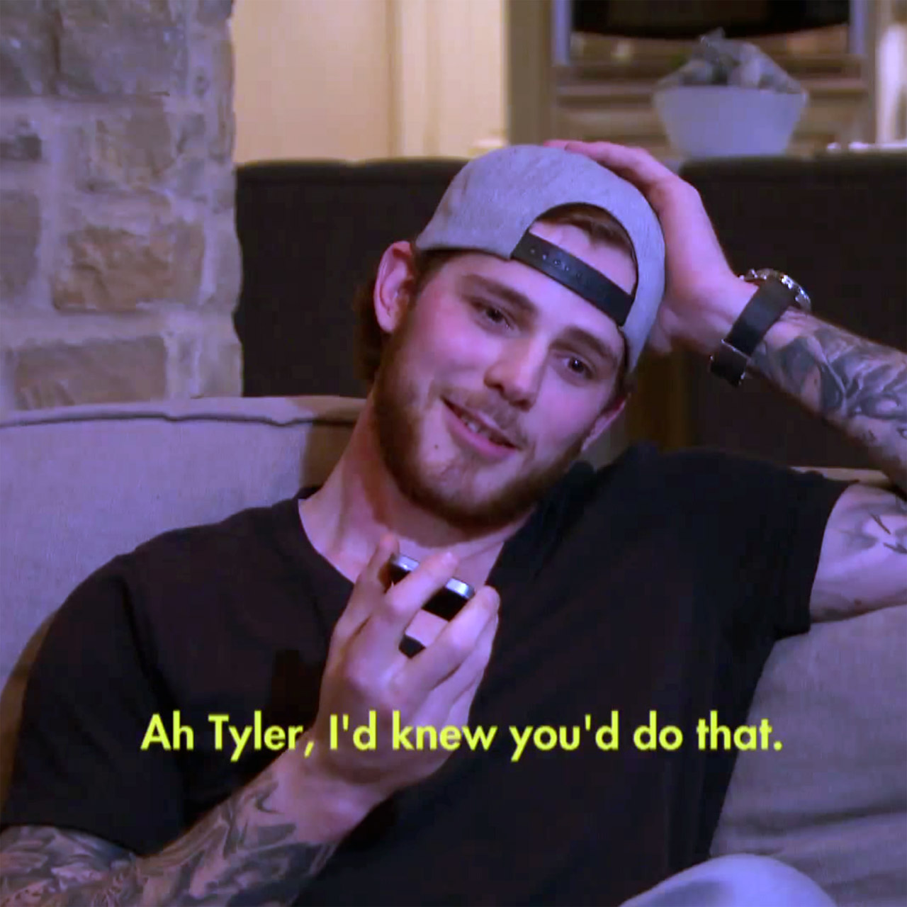 Tyler Seguin pulls a Valentine's Day prank on his mother