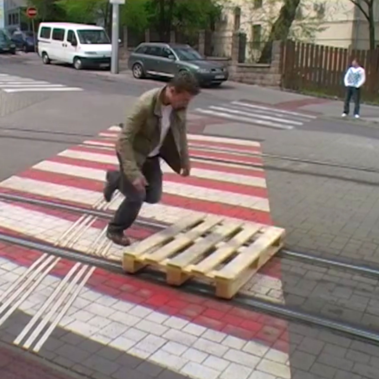What the heck is palletboarding, and just who is Tomas Moravec?