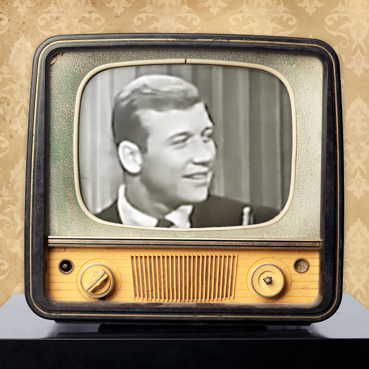 Yankees slugger Mickey Mantle on What's My Line? in 1954