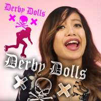 Amber tries out roller derby with the LA Derby Dolls for one month