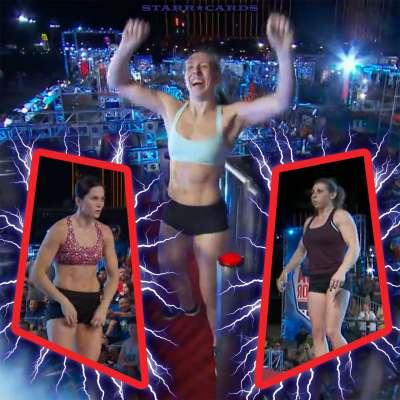 Barclay Stockett, Jesse Labreck and Allyssa Beird supercharge 'American Ninja Warrior' Las Vegas Finals