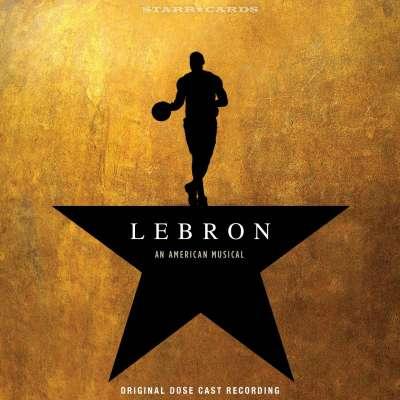Broadway hit 'Hamilton' inspires 'LeBron: The Musical'