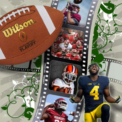 College football hype videos starring Seminoles, Crimson Tide, Clemson Tigers, Sooners and Wolverines