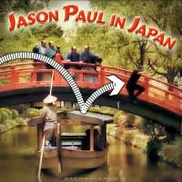 Jason Paul jumps off bridge to evade Samurai at Japan's Edo Wonderland