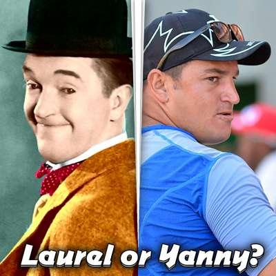 Laurel or Yanny? Can baseball settle the debate?