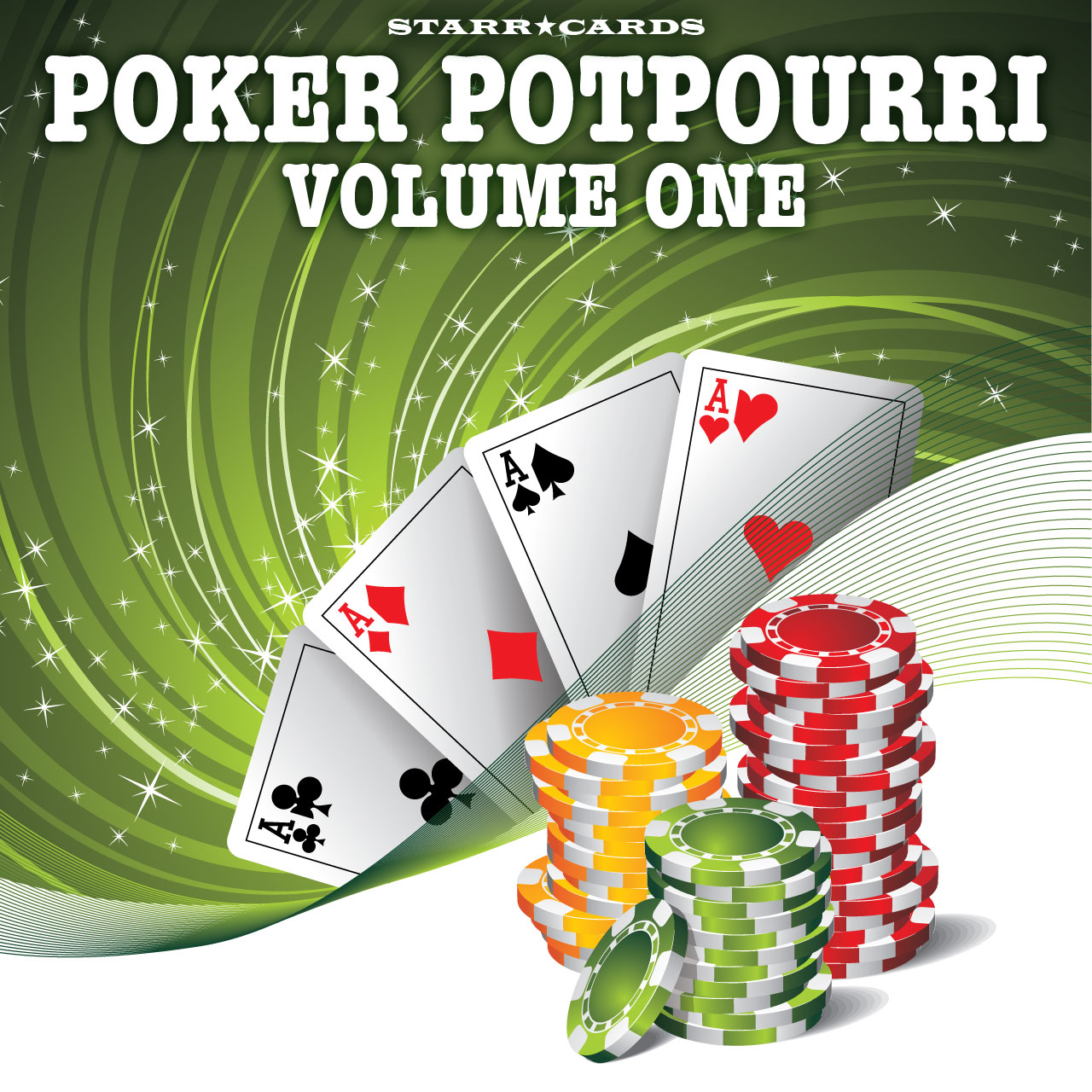 Starr Cards Poker Potpourri Volume One starring Cary Katz