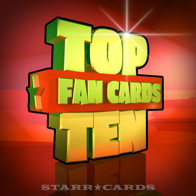 Starr Cards Top Ten Fan Cards 03